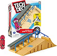 Tech Deck, Jump N' Grind X-Connect Park Creator, Customizable and Buildable Ramp Set with Exclusive Fingerboar