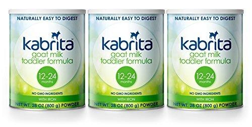 Kabrita Goat Milk Formula, Powder, Non GMO, Natural and Gentle 28oz (3-pack) by Kabrita (Image #4)