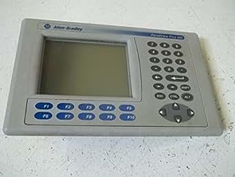 ALLEN BRADLEY 2711P-B6M20A SER B PANEL VIEW PLUS 600 *USED