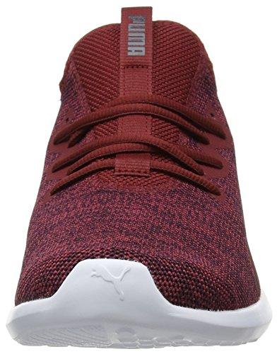 Knit X Carson Chaussures D'entranement pomegranate Puma asphalt Rouge 2 Pour 03 Homme qTtnE