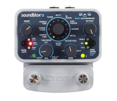 Tone Bender Fuzz (Source Audio SA228 Soundblox 2 OFD Bass microModeler)