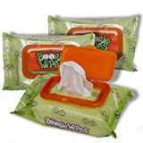 Amazon Price History for:Boogie Wipes Gentle Saline Nose Wipes Original Fresh Scent - Set of 3 (90 Wipes Total)