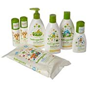Babyganics Essentials Gift Set, Green