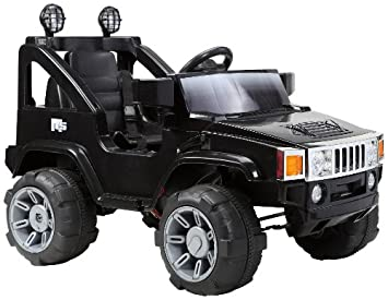 Coming Kids Jip.Battery Operated Jeep