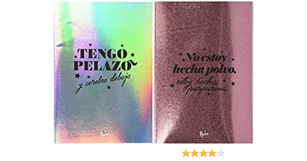 Pack 2 libretas La vecina rubia: Amazon.es: Juguetes y juegos