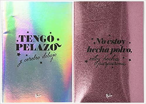 Pack 2 libretas La vecina rubia: Amazon.es: Libros