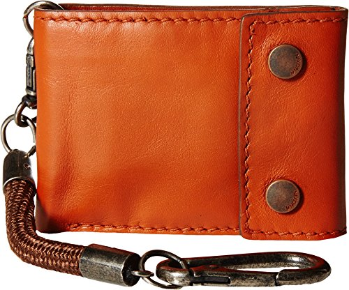 Nixon Unisex Gravel Bi-fold Rope Wallet Saddle Wallet