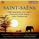 Saint-Saens: Cello Concerto & Other Works