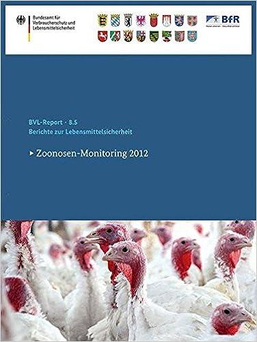 Berichte zur Lebensmittelsicherheit 2012: Zoonosen-Monitoring (BVL-Reporte)