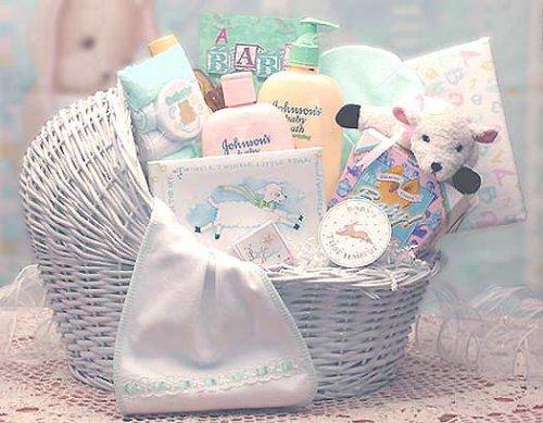 Cookie Keepsake Box Fortune (Welcome Baby Girl Bassinet - Pink)