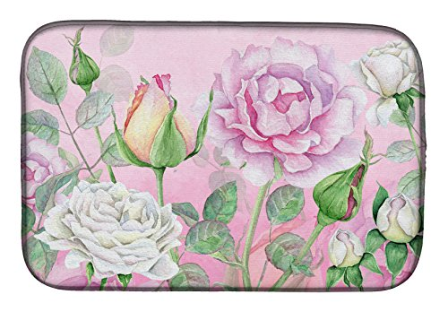 """Caroline's Treasures BB7447DDM Dish Drying Mat, 14"""" x 21"""", Multicolor from Caroline's Treasures"""