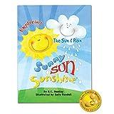 Preschool Children's Storybook Sunny Sun Sunshine Exploring the Sun and Rain for Preschool Children from Brainy Baby
