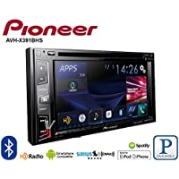 Pioneer AVH-X391BHS DVD Receiver with 6.2' Clear Type Resistive Display and Dual Backup Camera Ready AVHX391BHS