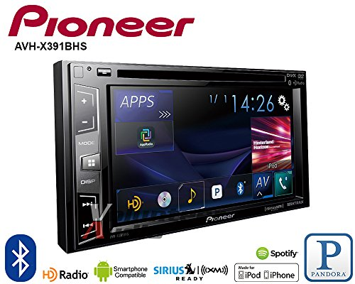Pioneer-AVH-X391BHS-DVD-Receiver-with-62-Clear-Type-Resistive-Display-and-Dual-Backup-Camera-Ready-AVHX391BHS