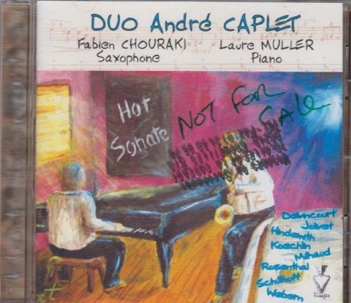 Duo Andre Caplet-Fabien Chouraki Saxophone