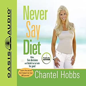 Never Say Diet Audiobook
