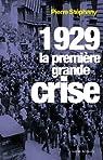 1929, La première grande crise (DIFF HACHETTE) par Stéphany