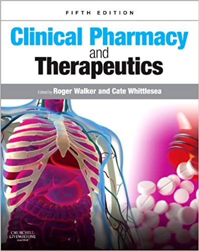 clinical pharmacy roger walker 5th edition