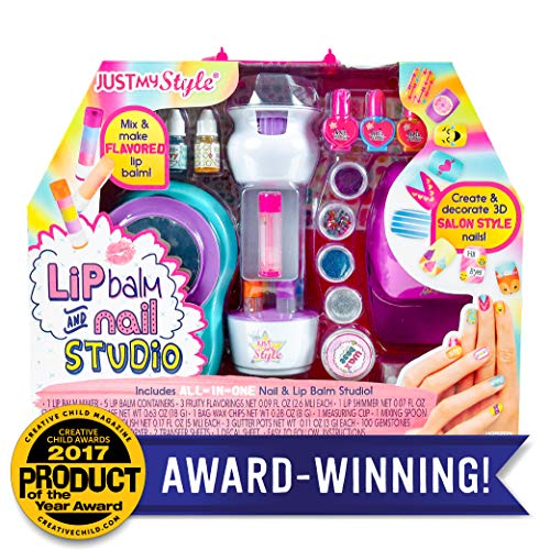 (Just My Style Lip Balm and Nail Studio by Horizon Group USA)