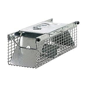Amazon Com Havahart 1025 Two Door Squirrel Trap Cage