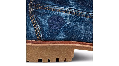 Unisex 6 Classici Timberland Fabric Heritage in B43 Stivali f5w0Cq