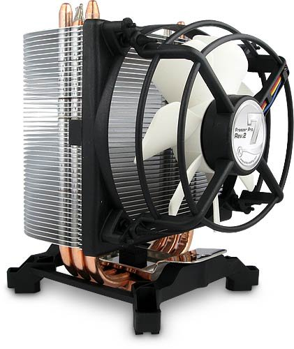 Arctic Cooling Freezer 7 Pro Rev.2 CPU Cooler, Up to 130W, Support both Intel and AMD Freezer 7 Pro Rev. 2 (Freezer 7 Pro Cpu Cooler)