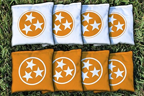 Victory Tailgate Tristar Replacement Cornhole Bag Set (All-Weather) by Victory Tailgate (Image #1)