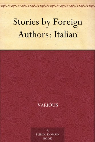 Stories by Foreign Authors: Italian