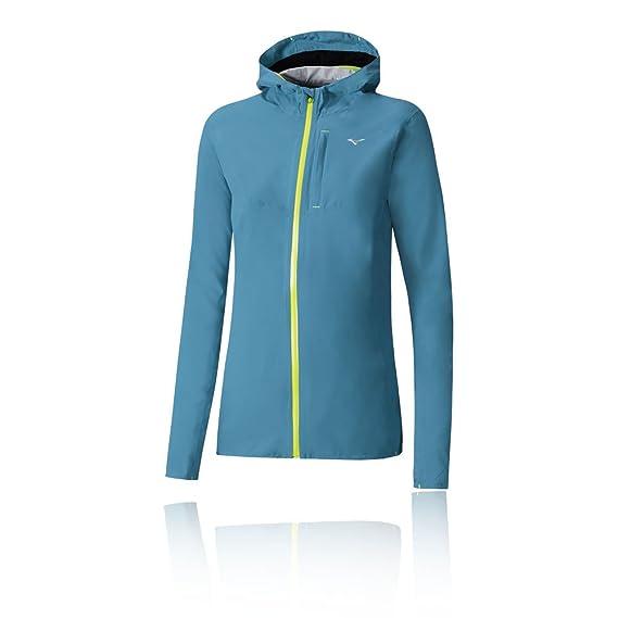 b28ff6e68 Mizuno Waterproof 20K Women's Running Jacket - AW17