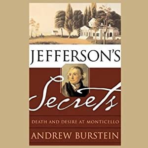 Jefferson's Secrets Audiobook