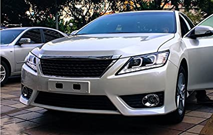 Amazon Com Gowe Car Styling For Toyota Camry Headlights 2012 2014