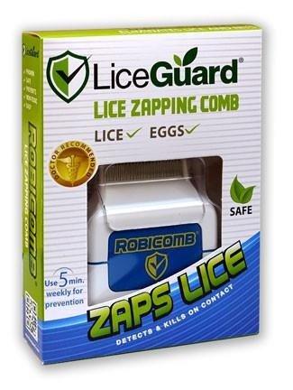 RobiComb Lice Zapping Comb, 1 Comb Per Pack
