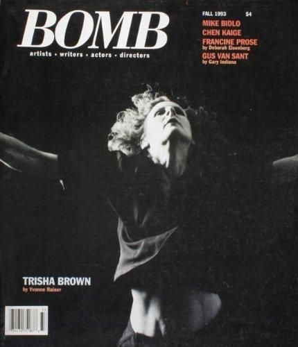 BOMB Issue 45, Fall 1993 (BOMB Magazine)