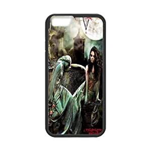JamesBagg Phone case The Vampire Diariesseries pattern case cover For Apple Iphone 6 Plus 5.5 inch screen Cases TVD-VAMPIRE1616