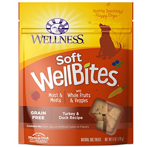 Wellness WellBites Natural Treats 6 Ounce product image