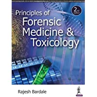 Principles of Forensic Medicine and Toxicology