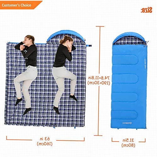Hebel Outdoor Kitchen: Hebel KingCamp Camping Sleeping Bag Envelope Lightweight