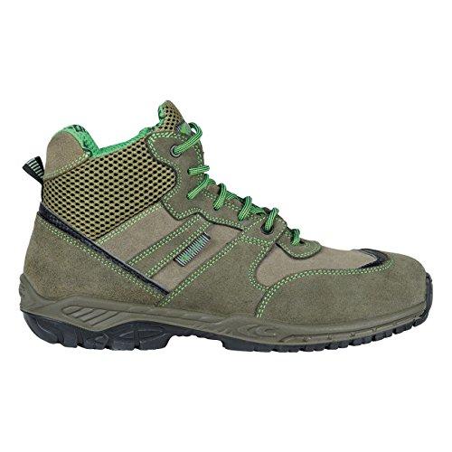 "Cofra 30230–000.w45Talla 45""falcata S1P SRC–zapatos de seguridad–Verde"