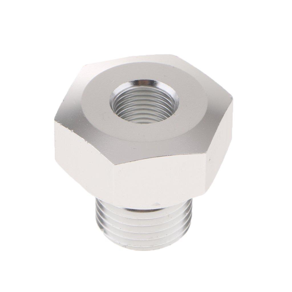 KESOTO Adaptador De Sensor De Presi/ón De Combustible De Aceite M16x1.5 A 1//8 Npt Para Motor Gm Ls