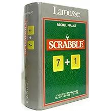 """Le scrabble / 7 + 1 / conforme a l'""""officiel du scrabble"""""""