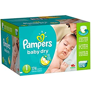 e882f0c0b222c Pampers Pañales Desechables Baby Dry