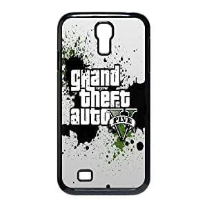 Samsung Galaxy S4 I9500 Phone Case Black GTA HOD556796