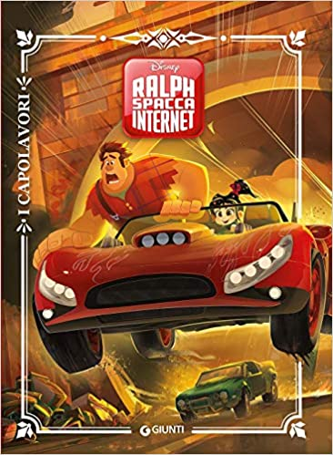 ralph spacca internet dvd  : Ralph Spacca Internet. Ediz. a colori - - Libri