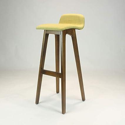 Delightful XINGPING Bar Stool Modern Minimalist Creative Home Bar Chair Designer High  Chair High Stool Backrest Solid