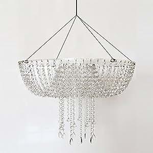 Amazon.com | Romantic Wedding Cake Stand Party Decoration Decorations Wedding Faux Crystal ...