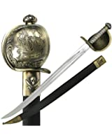 "Master Cutlery Pirate  Sword 30.5"" Overall"