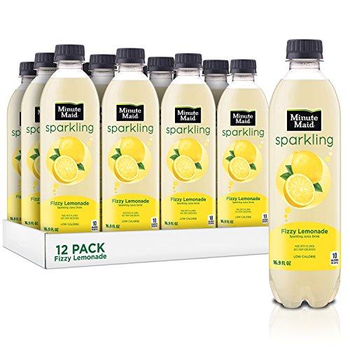 g Fizzy Lemonade, Sparkling Juice Drink, 16.9 fl oz, 12 Pack ()