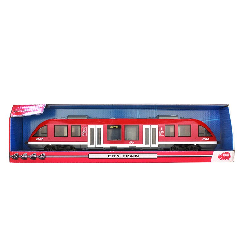 Dickie de Juguete 203748002 – Tren de City Train Vehículo