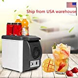 CARESHINE 6L Portable Car Refrigerator Fridge Cooler Warmer Freezer 12V Truck Camping Ship from US Warehouse