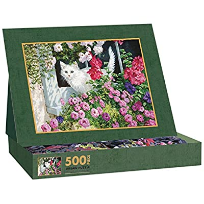 Lang Summer Window By Persis Clayton Weirs Jigsaw Puzzle 500 Piece